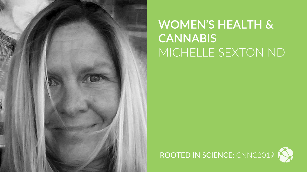 Women's Health & Cannabis with Michelle Sexton ND