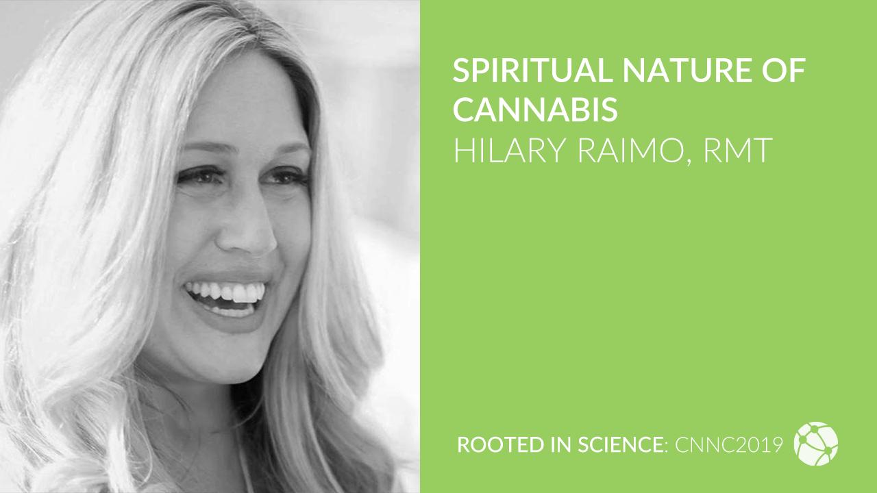 Spiritual Nature of Cannabis with Hilary Raimo, RMT