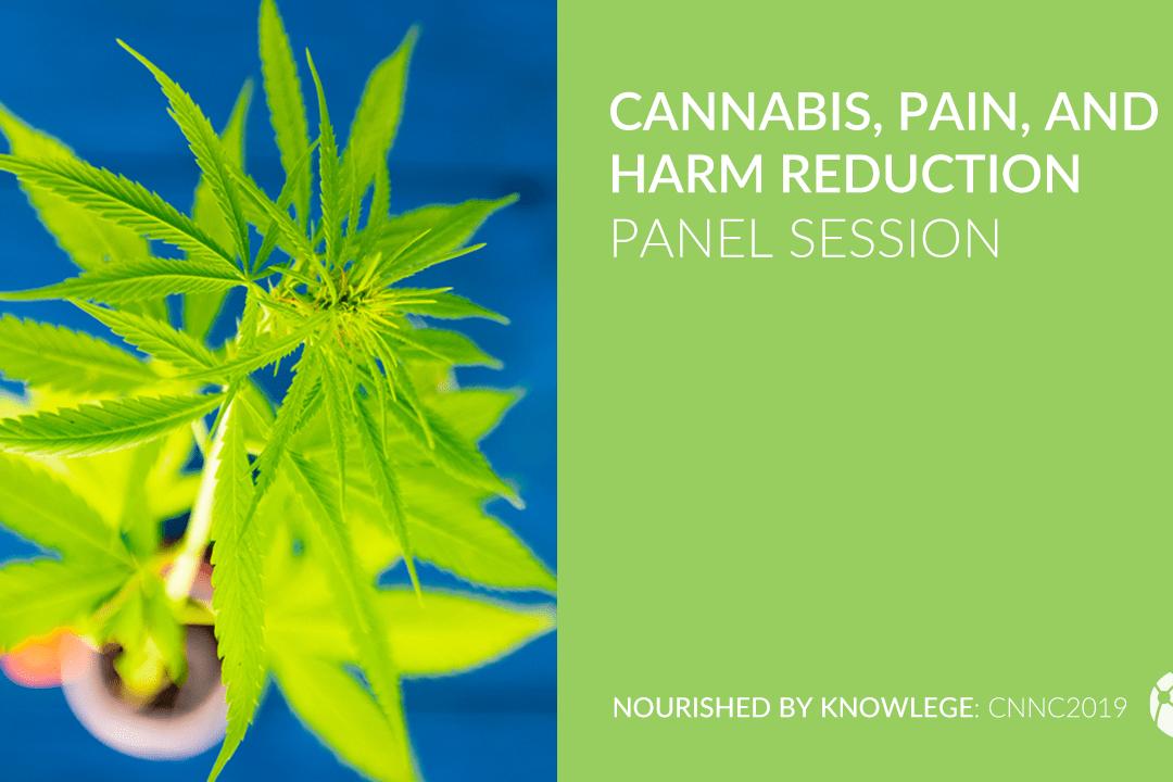Cannabis & Opiate Harm Reduction